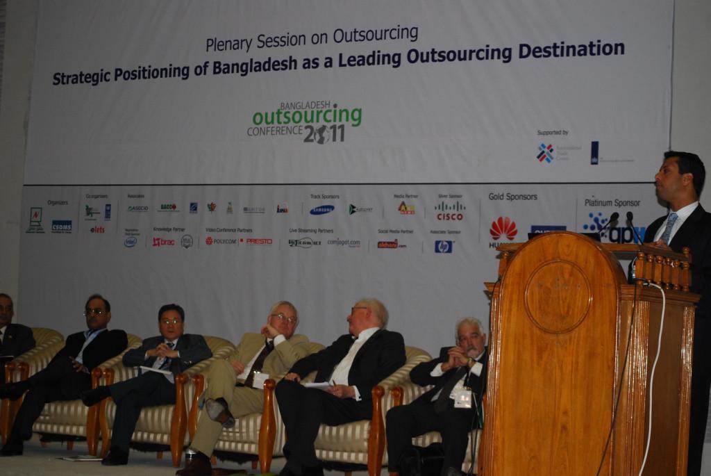 Bangladesh Outsourcing Conference 2011 | Nascenia