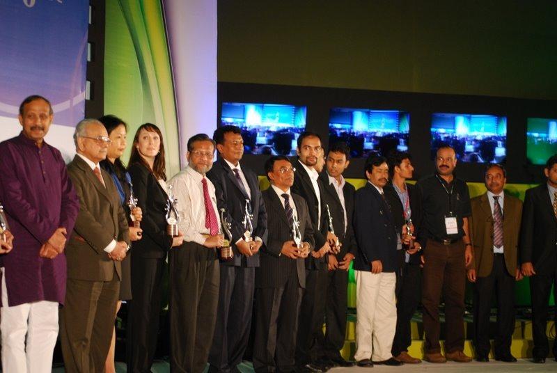 E-Asia 2011 Award Winners