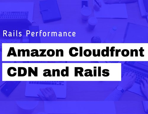 Configure Cloudfront CDN for Rails application in Heroku