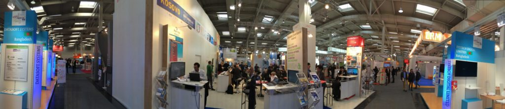 Participation in CEBIT