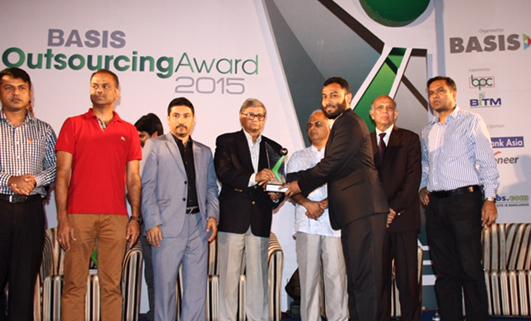 BASIS Outsourcing Award 2015