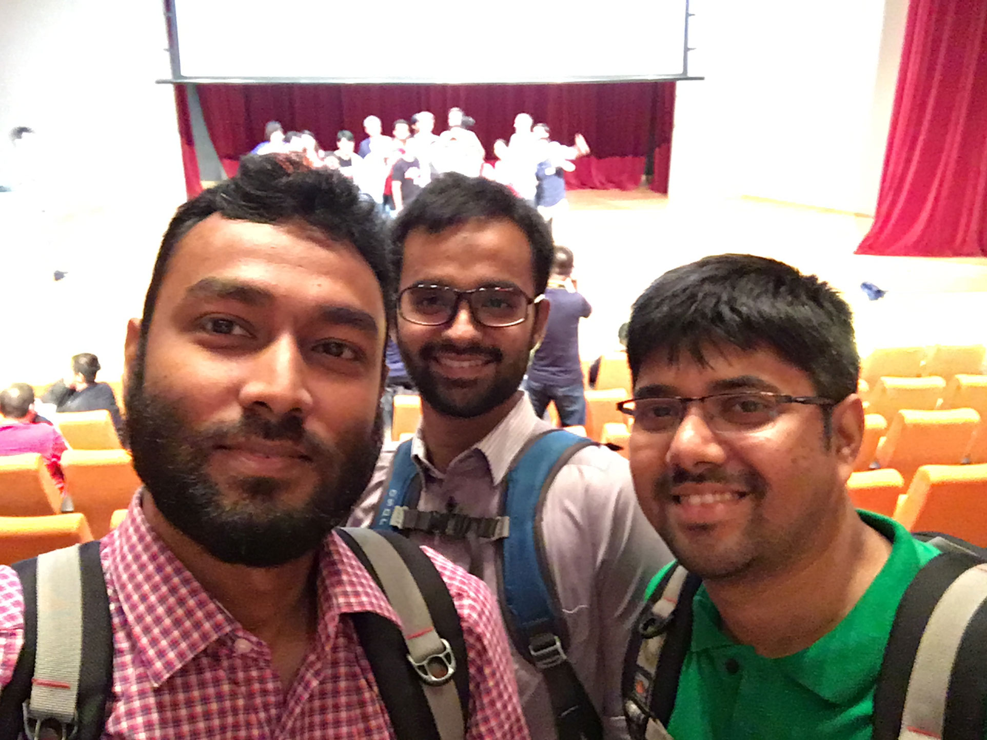 Nascenia attended the RedDotRubyConf 2016 in Singapore