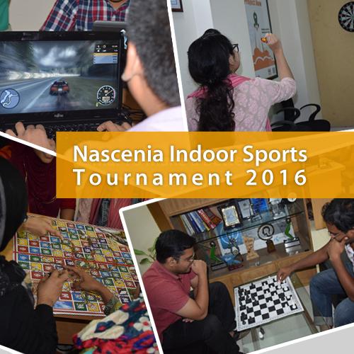 Nascenia Indoor Sports tournament 2016 | Nascenia
