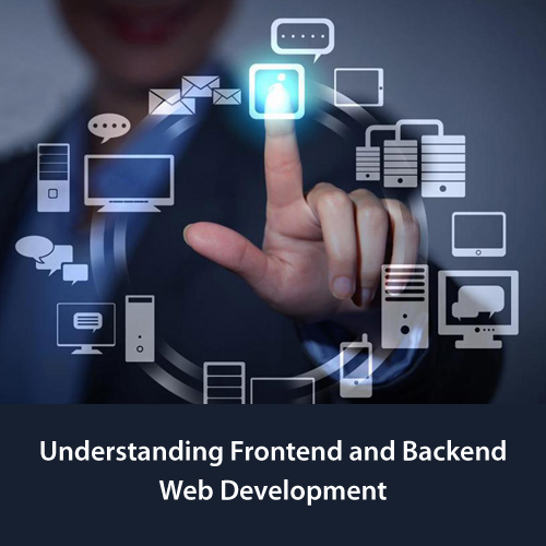 frontend and backend web development | Nascenia