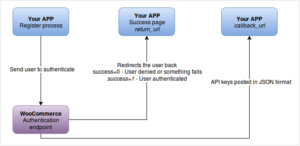 Auto generating API keys using our Application Authentication Endpoint