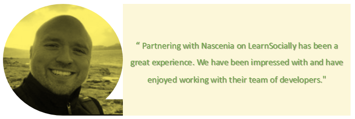 Comment from Andre about working with Nascenia