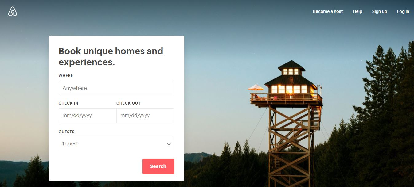 Apps Made with Ruby | airbnb | Nascenia