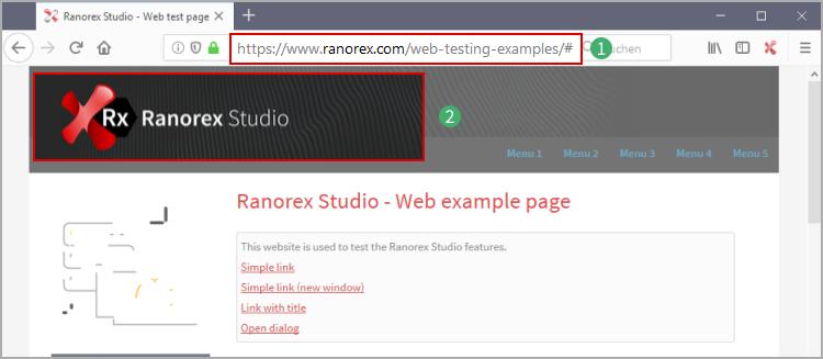 Ranorex | Web Automation Tool