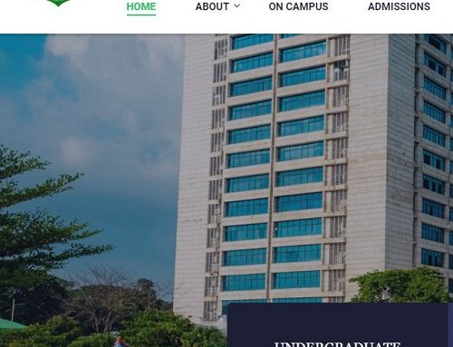 BUP – A Customized Academic Website to Introduce Ease of Management