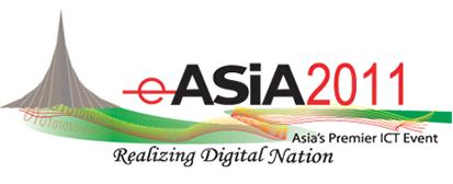 eAsia 2011 Award